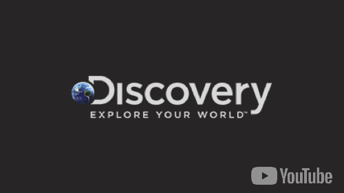 Discovery YouTube Channel for Digital Signage logo