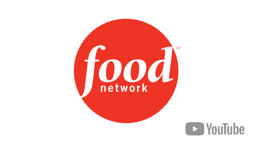 Food Network YouTube Channel for Digital Signage logo