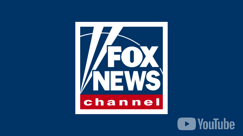 Fox News YouTube Channel for Digital Signage logo
