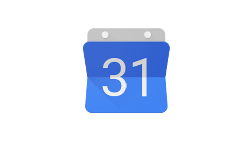 Google Calendar App for Digital Signage logo