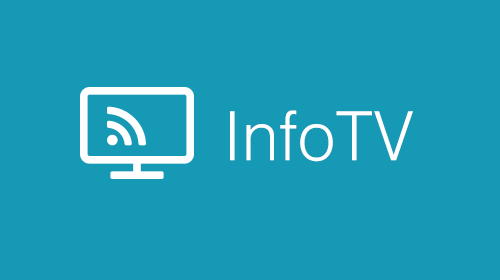 InfoTV for Digital Signage logo
