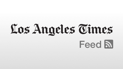 LA Times RSS for Digital Signage logo