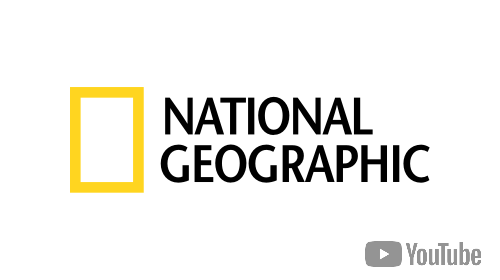 National Geographic YouTube Channel for Digital Signage logo