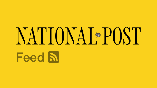 National Post RSS - Digital Signage App logo