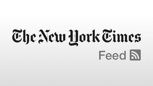 New York Times RSS