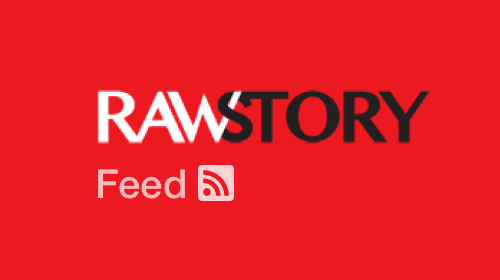 Raw Story RSS for Digital Signage logo