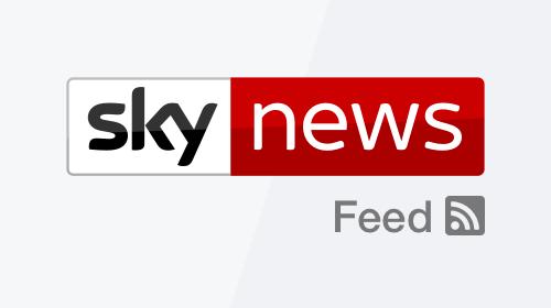 Sky News RSS for Digital Signage logo