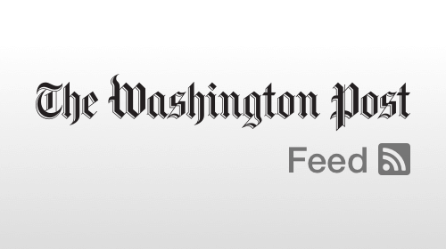 Washington Post RSS for Digital Signage logo
