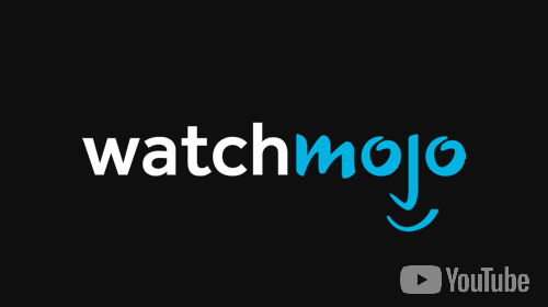 WatchMojo YouTube Channel for Digital Signage logo